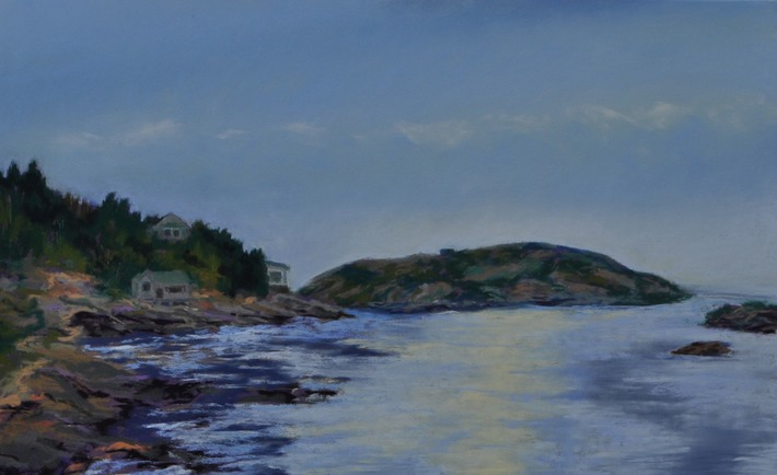 Calf Cove, Monhegan Island