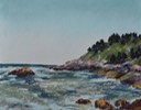 Cove at Pebble Beach, Monhegan, Maine