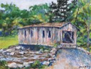 Covered Bridge Over Spring Creek