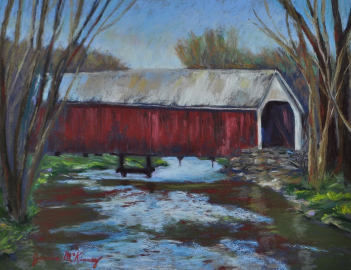 Covered Bridge at Mifflinburg