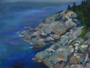 Monhegan Cliff Sparkle